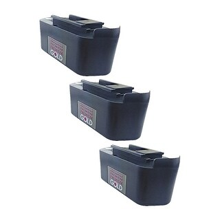 """""""Battery for Porter Cable 8823 (3-Pack) Powertool Battery"""""""