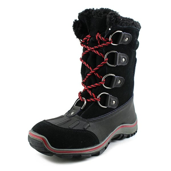 Pajar Alina   Round Toe Suede  Snow Boot