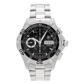 Tag Heuer Men's 'Aquaracer' CAF5010.BA0815 Stainless Steel Chronograph Watch