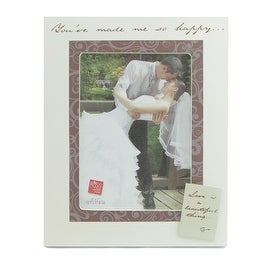 """""""You've Made Me So Happy"""" Picture Frame by Russ Berrie"""