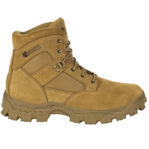 Rocky Alpha Force 6 Inch Duty Mens Work Safety Shoes Casual -