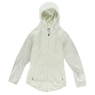 The North Face Womens Spark Full Zip Hoodie Off White - Off white