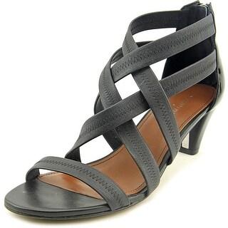 Donald J Pliner Vida Open Toe Leather Sandals