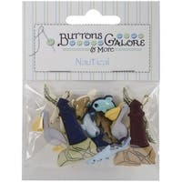 Buttons Galore BTP-4266 Button Theme Pack - On The Cape