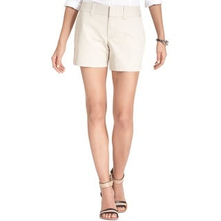 Tommy Hilfiger NEW Beige Womens Size 12 Four Pocket Khaki Chino Shorts|https://ak1.ostkcdn.com/images/products/is/images/direct/023a6454eb0b267aef3d31241f307e3c7b10ff73/Tommy-Hilfiger-NEW-Beige-Womens-Size-12-Four-Pocket-Khaki-Chino-Shorts.jpg?_ostk_perf_=percv&impolicy=medium