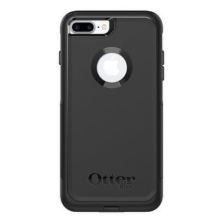 OtterBox COMMUTER SERIES Case for iPhone 8 Plus & iPhone 7 Plus - Black