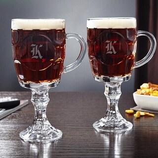 Düsseldorf Beer Goblets, Set of 2