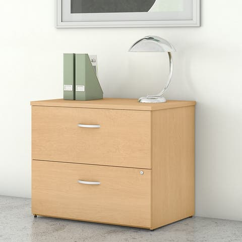Studio C 2-drawer Lateral File Cabinet by Bush Business Furniture