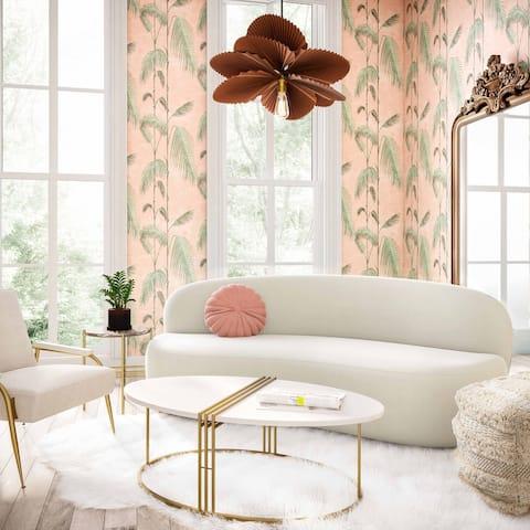 Cannellini Velvet Sofa