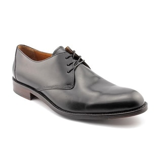 Johnston & Murphy Hartley Plain Men Round Toe Leather Oxford