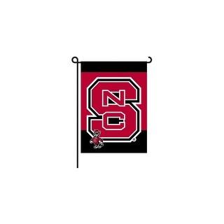 Bsi Products Inc N Carolina State Wolfpack 2-Sided Garden Flag Garden Flag