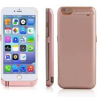 Indigi® 10000mAh PowerCase ROSE GOLD Rechargeable Battery Case iPhone 6 Plus/6S Plus