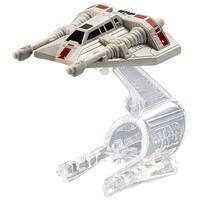 Star Wars Hot Wheels Vehicles: Rebel Snowspeeder - Multi