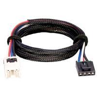 Tekonsha Brake Control Wiring Adapter - 2 Plug; Nissan - 3050-P
