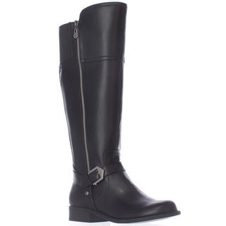 GUESS Hailee Riding Boots - Black