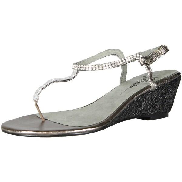 e25f47385ee4 Shop Volatile Womens Jive Fashion Sandals - Pewter - Free Shipping ...