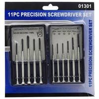 11-pc. Precision Screwdriver Set