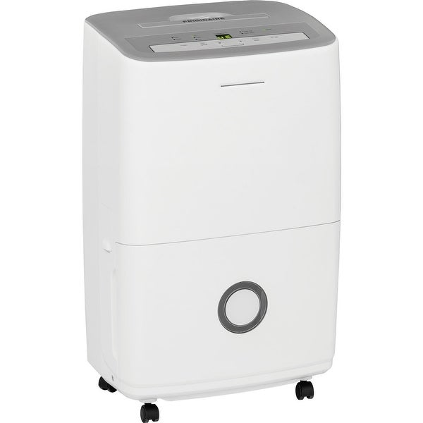 Frigidaire FFAD5033R1 Energy Star 50-Pint Dehumidifier - White