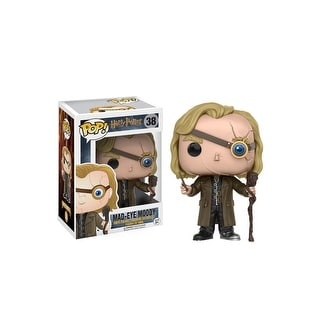 Funko POP Harry Potter HP - Mad-Eye Moody - Multi