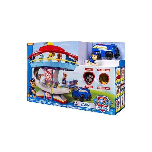 Paw Patrol Headquarters Play Set