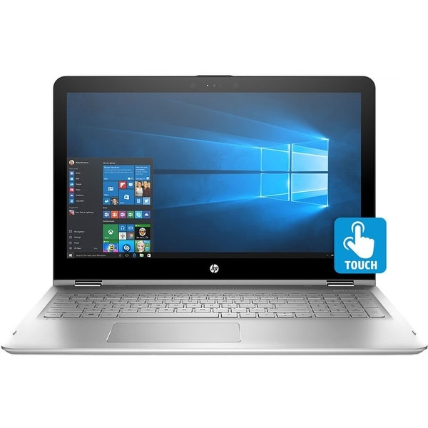 "Manufacturer Refurbished - HP ENVY 15-AQ002LA 15.6"" Touch Laptop Intel i5-6200U 2.3GHz 6GB 1TB Windows 10"