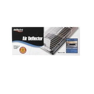 "Deflect-O 99 Air Deflector, Adjusts 10"" to 14"""