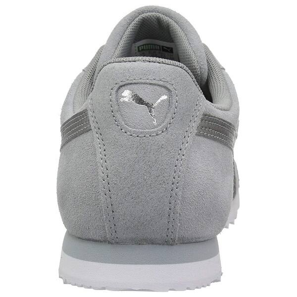 half off 521c7 192a3 Shop PUMA Women's Roma Classic Met Safari Wn Sneaker - Free ...