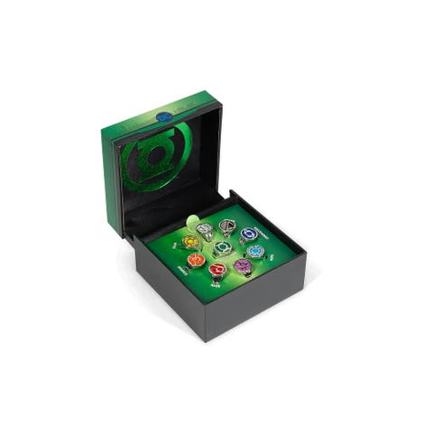 DC Comics Green Lantern Power Rings Emotional Spectrum Power Rings