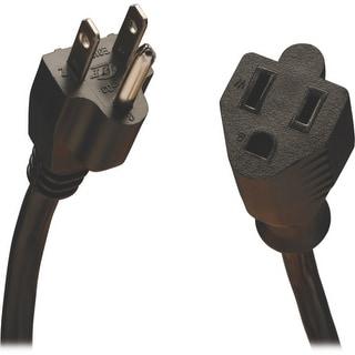 Tripp Lite P022-010 Tripp Lite Standard Power Extension Cord, 10A, 18AWG (NEMA 5-15P to NEMA 5-15R), 10-ft - 120 V AC Voltage