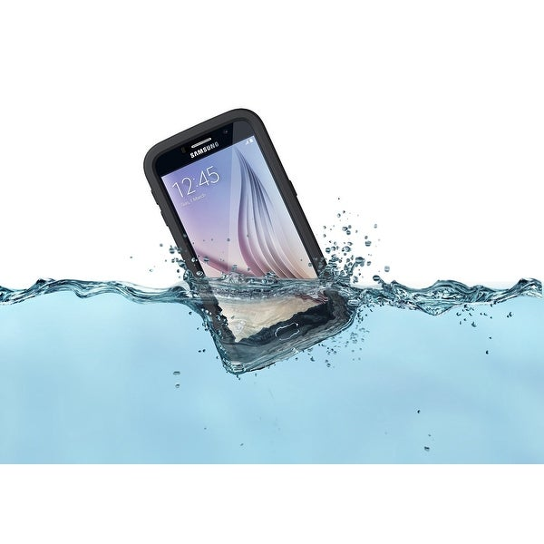 Lifeproof Fre Series Waterproof & Shockproof Case for samsung Galaxy S6 - Black