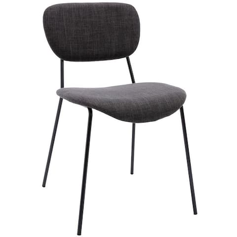 Robin Modern Fabric Side Chair Dining Chairs Set of 4