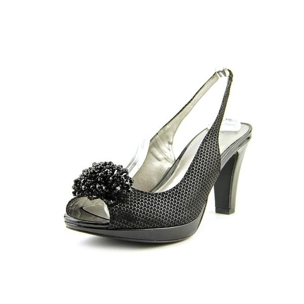Karen Scott Brandyy Women Black Mermaid Pumps