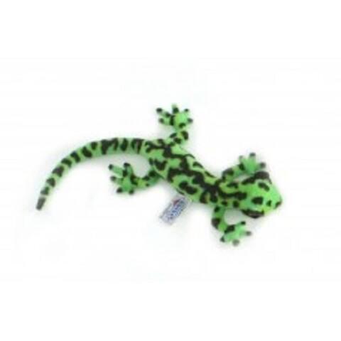 "Set of 4 Life-Like Handcrafted Extra Soft Plush Tiger Salamander Stuffed Animals 14.75"""