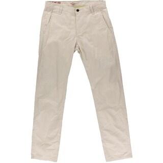 Dockers Mens Slim Tapered Alpha Khaki Pants