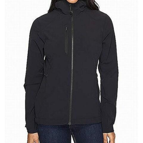 Mountain Hardwear Black Womens Size XS Hooded Chockstone Jacket