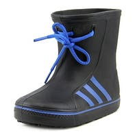 Adidas Originalsrain I Toddler  Round Toe Synthetic Blue Rain Boot