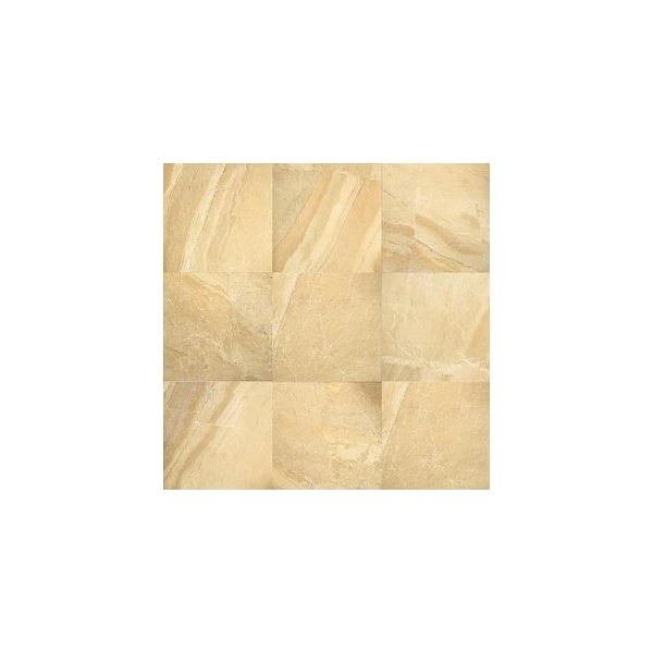 """Daltile AY2020P Ayers Rock - 19-11/16"""" x 20"""" Square Wall & Floor Tile - Textured Slate Visual"""