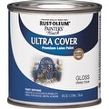 RustOleum Deep Blue Latex Paint - Thumbnail 0