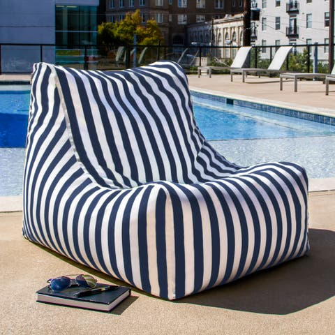 Jaxx Ponce Outdoor Bean Bag Patio Chair