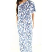 Lauren by Ralph Lauren Women's Medium Paisley Maxi Dress
