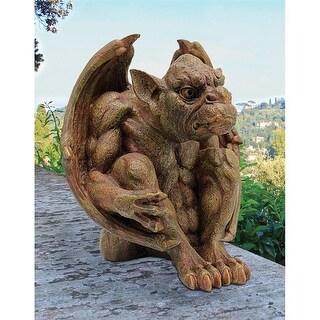 Design Toscano Halloween  Balthazar's Watch Gargoyle Sculpture