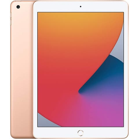 Refurbished iPad 8Th Gen 10.2 In 32 Gb Gold Wifi