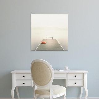Easy Art Prints Nicholas Bell's 'Ethereal Summer' Premium Canvas Art