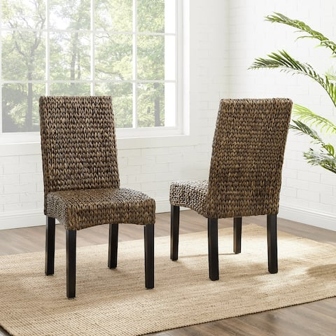 """Edgewater 2Pc Dining Chair Set - 24""""dx 18.75""""wx37.38""""h"""