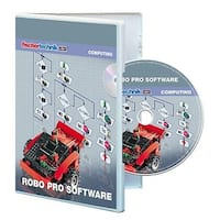 Fischertechnik ROBO Pro Software for Windows - Single License