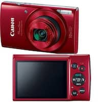 Canon Cameras - 1087C001 - Ps Elph 190 Is 20Mp Red 10X Optical Zoom