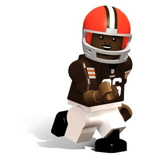 Cleveland Browns OYO Sports NFL Willis McGahee Minifigure - multi