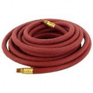 Thermoid 522-25 Air Hose, 1/4 x 25', Red