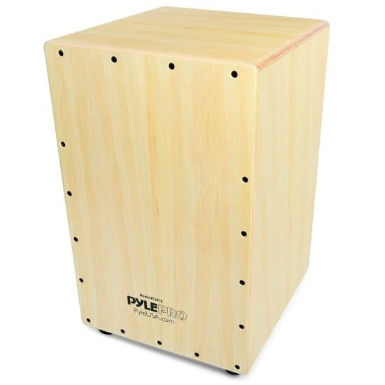 Stringed Jam Cajon - Wooden Cajon Percussion Box
