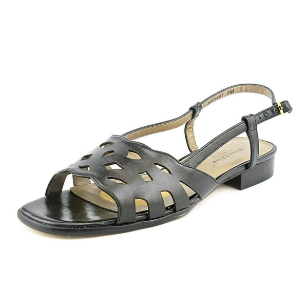 Mark Lemp By Walking Cradles Millie Women Black Sandals